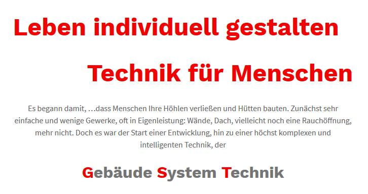 Gebäudetechnik Erbach - GSTM: Smart Home, Licht Design, Gebäudeautomation, Visualisierung / Automation