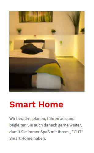 Smart Home in  Bad Homburg (Höhe), Wehrheim, Kronberg (Taunus), Eschborn, Oberursel (Taunus), Friedrichsdorf, Steinbach (Taunus) und Schwalbach (Taunus), Neu Anspach, Rosbach (Höhe)